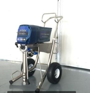 Electric Piston Pump Airless Paint Sprayer with 6L/M Flow pictures & photos