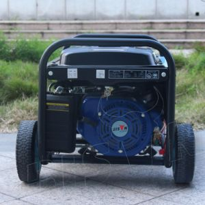 Bison (China) BS3000p (M) 2.8kw 2.8kVA Easy Move with Wheels and Handle Portable Gasoline Generator 168f-1 pictures & photos
