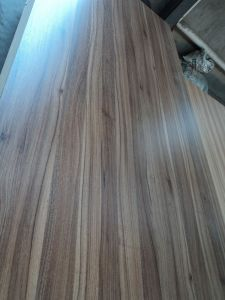 Dark Oak Face MDF, Color No.: 902, Size 120X2440mm, Thickness: as Your Order, Glue: E0, Dark Oak Paper MDF, Melamine MDF pictures & photos