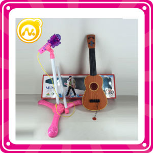 DIY Guitar Toy with Microphone pictures & photos