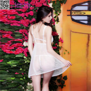 2017 Latest Fashion Sexy Lingerie Match Set L28045-3 pictures & photos