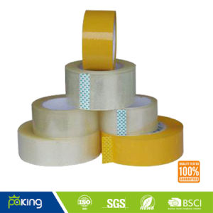 Supply Clear BOPP Tape for Large Volume Packing pictures & photos