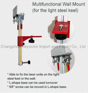 """5/8"""" Thread Screw Multifunctional Wall Mount Wall Bracket pictures & photos"""