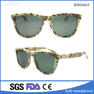 New Design Good Quality Camouflage Frame Fashion Sunglasses pictures & photos