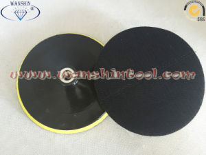 Foam Backer Pads Diamond Tools pictures & photos