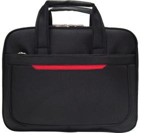 Laptop Computer Carry Notebook Nylon Shoulder 15.6′′ Laptop Case pictures & photos