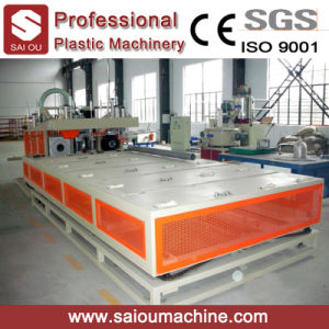 Full Automatic PVC Plastic Pipe Socketing and Expanding and Belling Machine pictures & photos