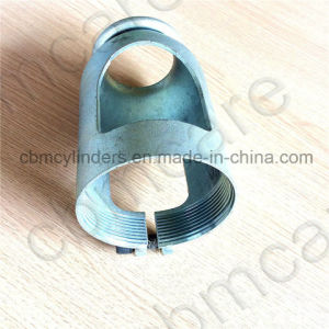 Znic Plated Cylinder Cap pictures & photos