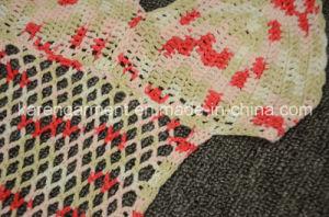 Melange Color Halter Handmade Crochet Monokini Swimwear pictures & photos