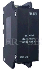 Sal Lighting Arrestor - Surge Protection-MCB-Circuit Breaker pictures & photos