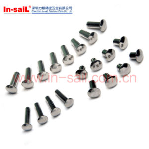 Free Samples Aluminium Solid Round Head Rivets pictures & photos