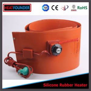 Silicone Rubber Heating Pad Element Heater pictures & photos