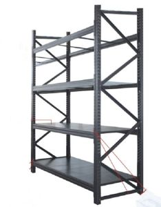 Heavy Duty Warehouse Rack for Bulk Goods Storage pictures & photos