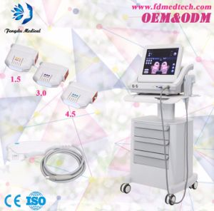 Distributor Wanted High Intensity Focused Ultrasound Hifu Skin Tightening Beauty Machine pictures & photos