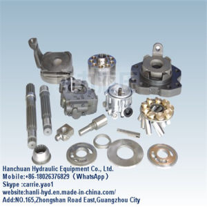 Kawasaki Hydraulic Pump Motor Spare Parts for Excavator (K3V63/112/140/180) pictures & photos
