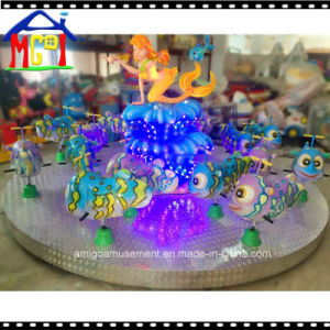 Ants Park Carousel Indoor Playground Toy Equipment pictures & photos