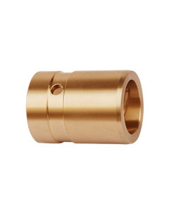 Brass Bush with CNC Machining