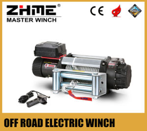 9500lbs 4X4 4WD Cable Puller Winch with ISO pictures & photos