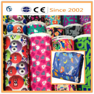 400d Head Printed Oxford Fabric for Children Crawling Mat pictures & photos