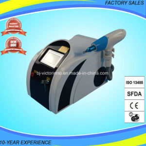 High Power ND YAG Laser Tattoo Machine pictures & photos