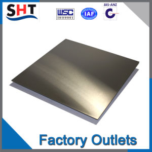 Hot Rolled Stainless Steel Sheet/ Plate (CZ-S10) pictures & photos