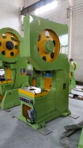 J21 Mechanical Power Press, Press Machine, Punching Compression Machine pictures & photos
