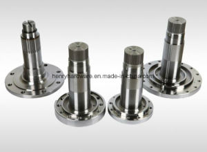 Flange Shaft pictures & photos