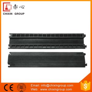 China 1chaneel Black Office Cable Protector China Road Safety