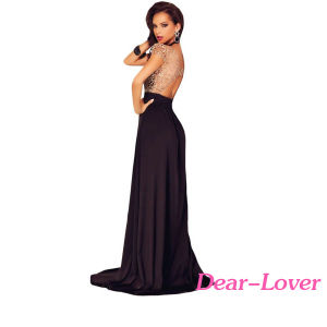 New Fashion Ladies Maxi Party Prom Gown Evening Dress pictures & photos
