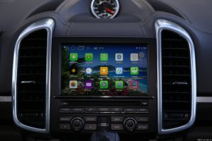 Android GPS Navigation System Video Interface for Porsche Cayenne (PCM4.0) pictures & photos