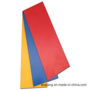 PVDF (fluorine-carbon) Aluminium Composite Panels (ALB-012) pictures & photos