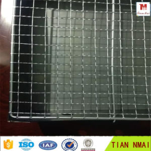 BBQ Use Crimped Wire Mesh with Goog Quality pictures & photos