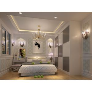 Grandshine Customized Bedroom furniture Design Bedroom Closets pictures & photos