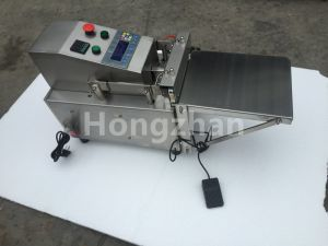 Desktop Mini Vacuum Sealing Machine for Electrical Products Packing pictures & photos