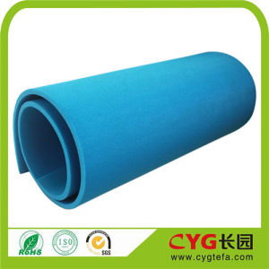 Colorful Non-Woven Fabrics Laminated with PE Foam Rolls pictures & photos