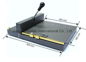 Creasing & Perforating Machine Sm-350 pictures & photos