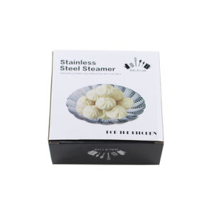 Foldable Stainless Steel Food Steamer pictures & photos