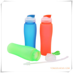 BPA Free Plastic Water Bottle for Promotional Gifts (HA09099) pictures & photos