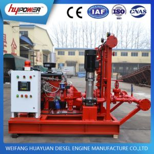 High Quality Diesel Engine Fire Fighting Pump pictures & photos