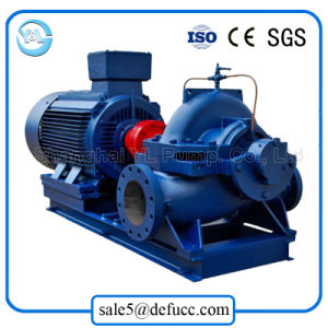 Hot Sale Double Suction Volute Casing Centrifugal Water Pump pictures & photos