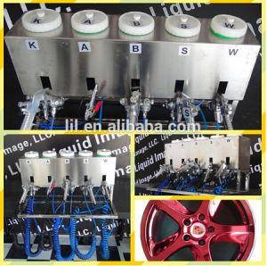 Liquid Image Hot Sale Chrome Spray Machine Item No. Lyh-Cspm104 pictures & photos