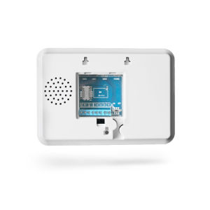 PSTN+GSM+LCD Touch Keypanel Intelligent Anti-Theft Home Alarm System pictures & photos