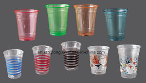 14oz Customized Super Crystal Pet Cup pictures & photos