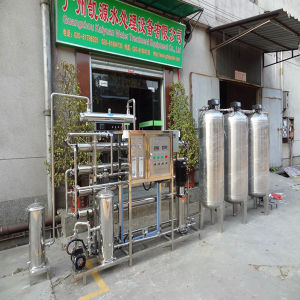 Reverse Osmosis 2000lph Water Filter Treatment Plant pictures & photos