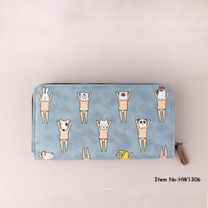 2017 New Fashion Animal Women Wallet pictures & photos