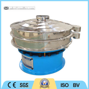 Low Noise Powder or Liquid Round Vibrating Screen pictures & photos