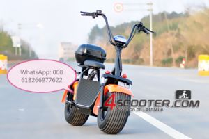 2017 Hottest Electric Scooter Citycoco/Seev/Woqu Scooter for Adult Electric Electric Scooter pictures & photos