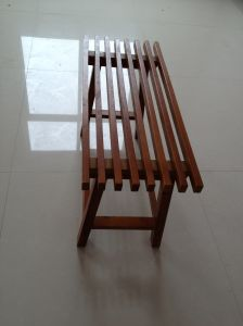 Durable Wooden Step Stool pictures & photos
