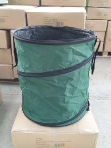 Pop up Garden Bag/Strong Oxford Cloth Bin/Waste Leaf Garden Bag pictures & photos
