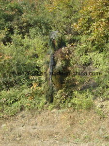 Ultra Light Weight Ghillie Suits Woodland Ghillie Net pictures & photos